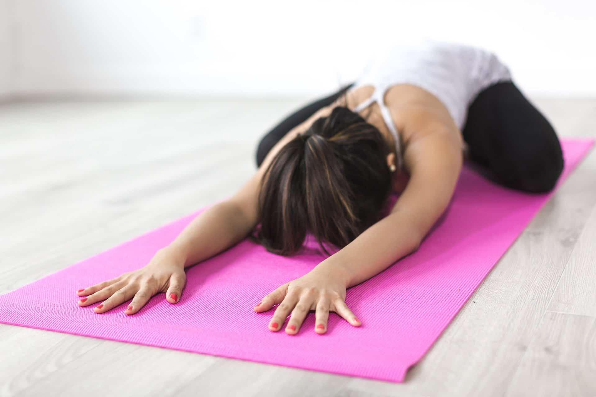 Yoga kan styrke immunforsvaret